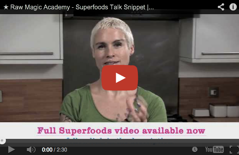 The World of Superfoods (Video)