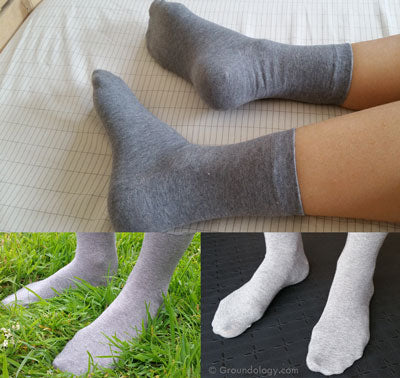 Grounding Socks (Large) - Groundology