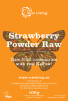 Strawberry Powder Raw (100g)