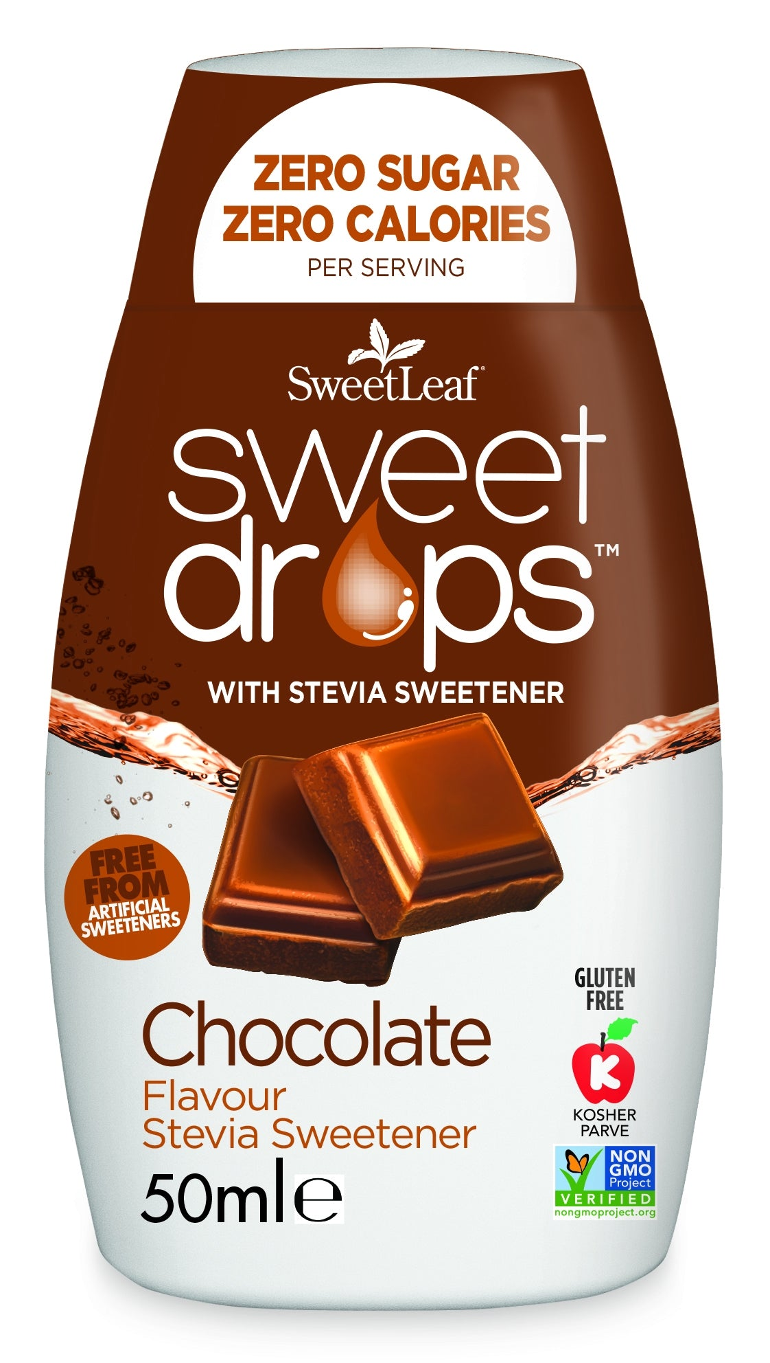 Sweet Drops - Chocolate (50ml) - Better Before 31.8.20