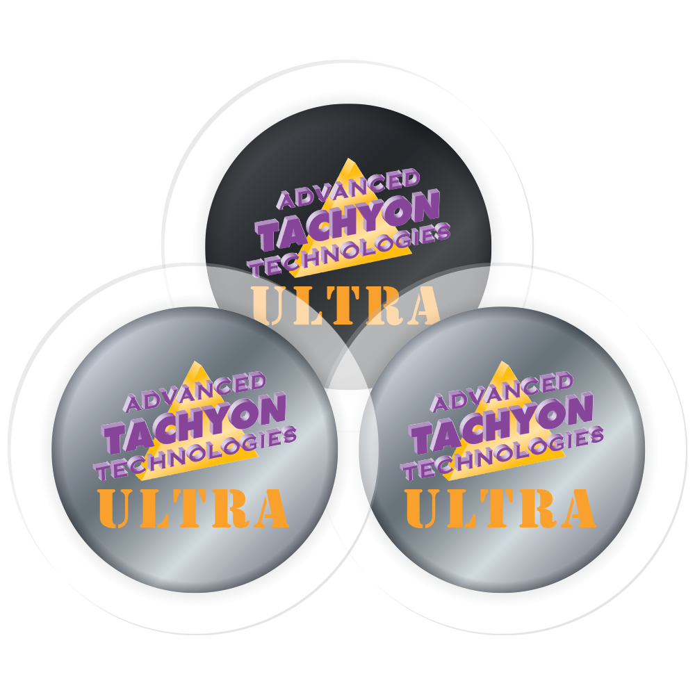ATT Tachyonized ULTRA Micro Disk 35mm (3 Pack)