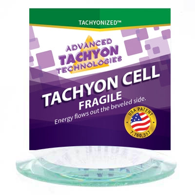 ATT Tachyonized Clear Beveled Cell 75mm