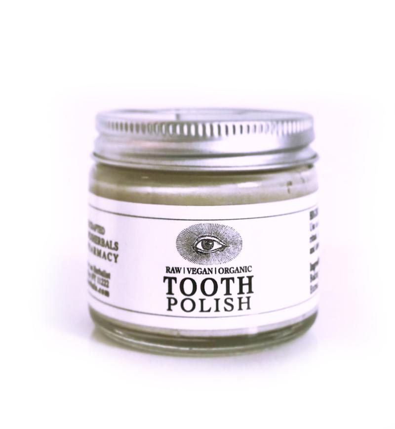 Vegan Tooth Polish - Anima Mundi Herbals