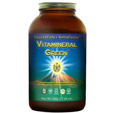 HealthForce Vitamineral Green (500g)
