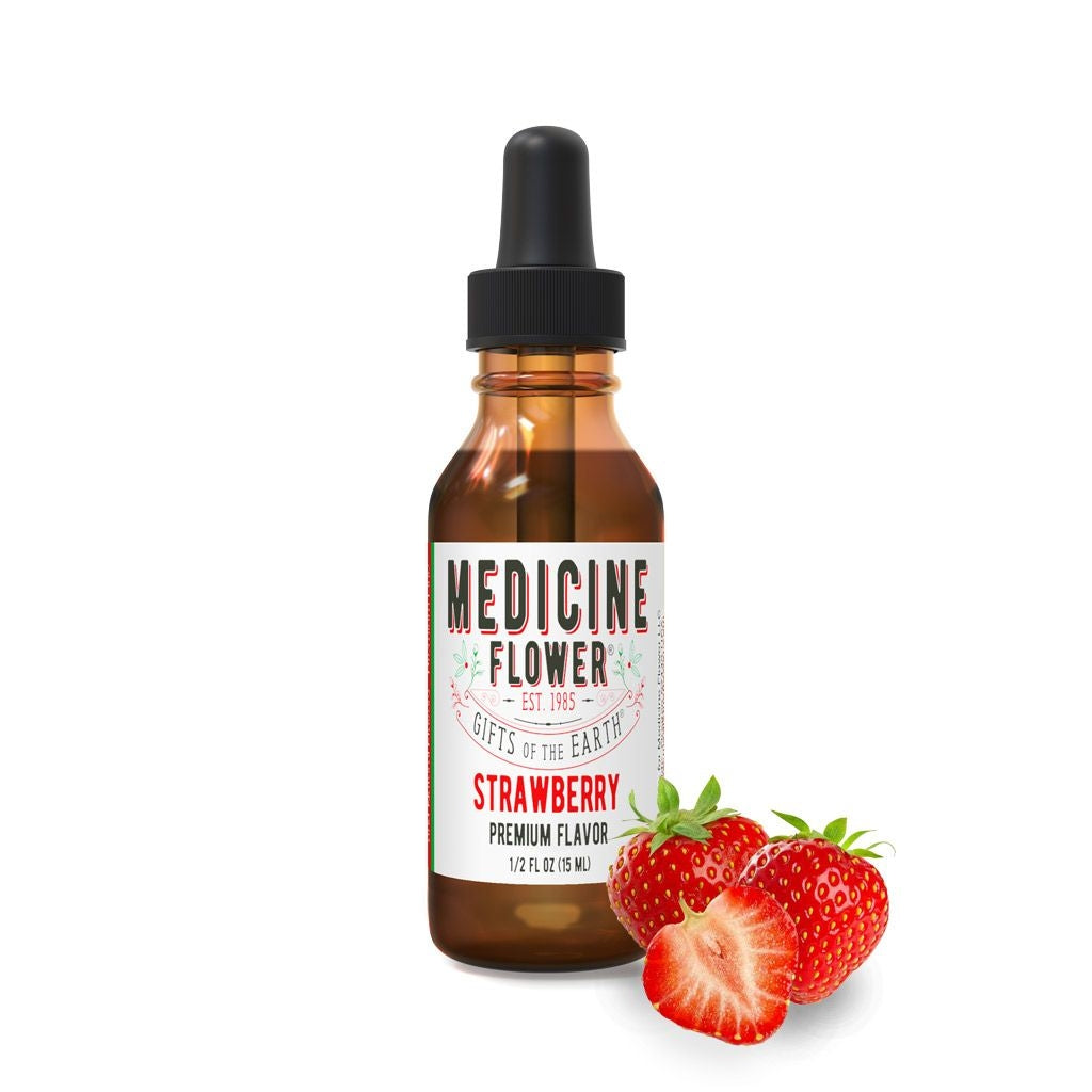 Strawberry Flavour Premium Extract (1/2 oz, 1oz)