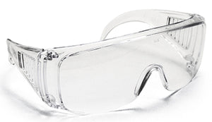Safety Glasses - SAS #5210 Clear Wide Lense