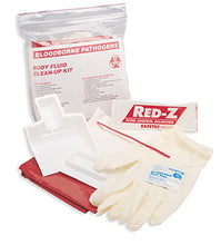 Load image into Gallery viewer, BioHazard - Body Fluid Clean-UP Kit, zip bag #7710