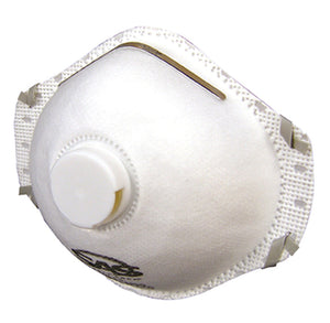 Respirator - SAS SAFETY #8611 N95 Valved Particulate 1/bx