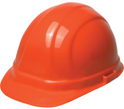Hard Hat - Omega II 6-pt Orange