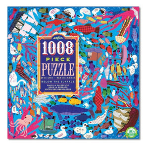 Below the Surface Puzzle (1008pc)