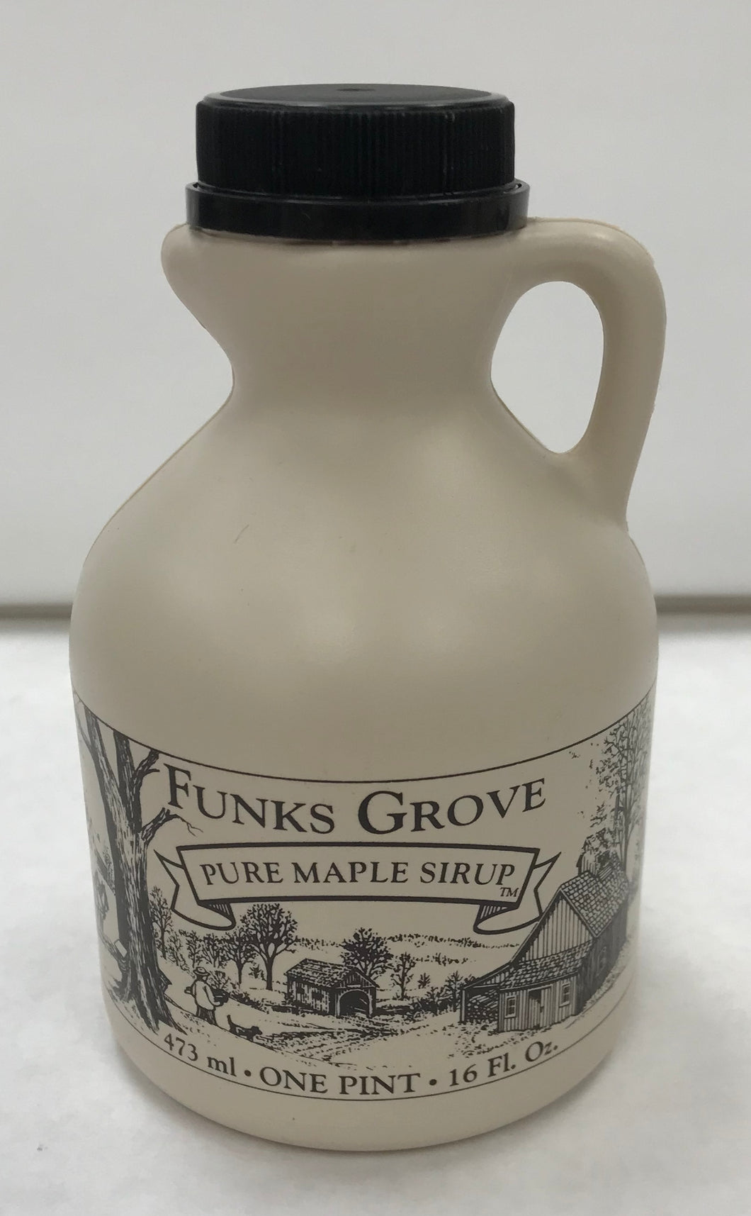 Funks Grove Maple Sirup - 1Pt