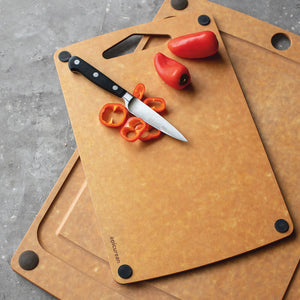 "Epicurian Cutting & Carving Board- 17.5"" x 13"""
