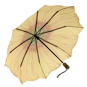 Daisy Floral Folding Umbrella
