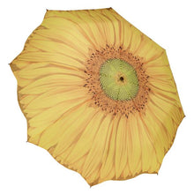 Load image into Gallery viewer, Daisy Floral Folding Umbrella