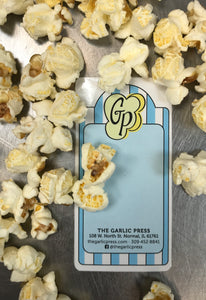 Parmesan Black Pepper Popcorn