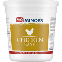 Load image into Gallery viewer, Minor's Chicken Base for Stock/Broth 16 oz