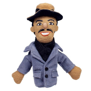 Langston Hughes Finger Puppet/Magnet - Unemployed Philosopher