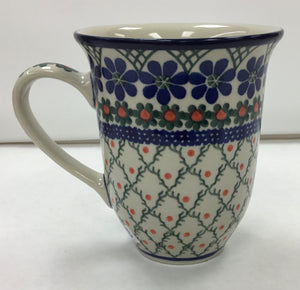 Polish Pottery-Bistro Mug 14oz
