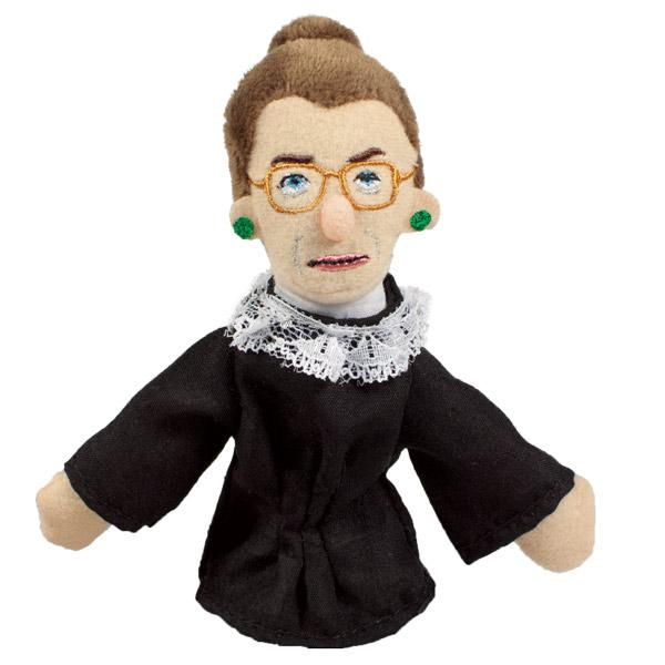 RBG Finger Puppet/Magnet - Unemployed Philosopher