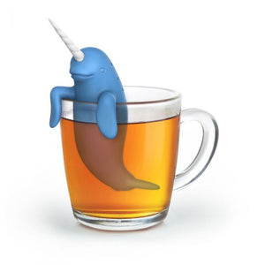 """Spiked Tea"" Tea Infuser"