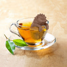"Load image into Gallery viewer, ""Cute Tea"" Tea Infuser"