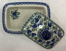 Load image into Gallery viewer, Polish Pottery-Butter/Relish Dish