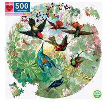Load image into Gallery viewer, Hummingbirds Puzzle (500pc)