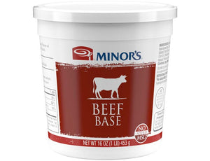 Minor's Beef Base for stock/broth