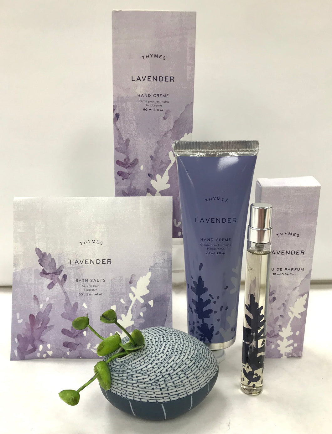 Lavender Gift Set 1 - Thymes Collection