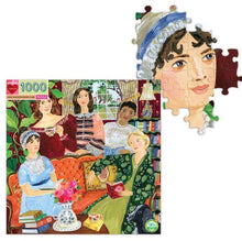 Load image into Gallery viewer, Jane Austen Book Club Puzzle (1000pc)