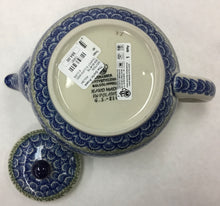 Load image into Gallery viewer, Polish Pottery-5 Cup Teapot