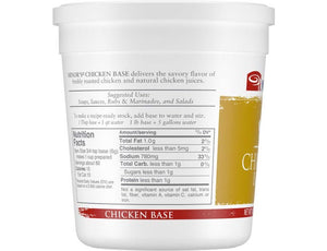 Minor's Chicken Base for Stock/Broth 16 oz