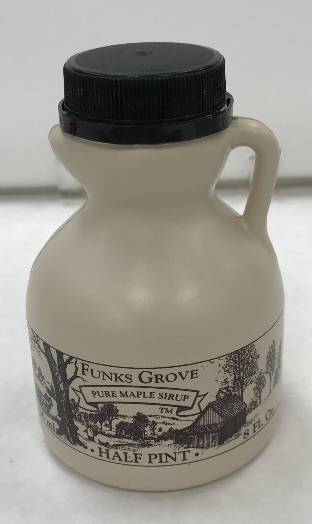 Funks Grove Maple Sirup - Half Pint