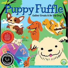 Load image into Gallery viewer, Puppy Fuffle Board Game