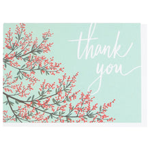 Load image into Gallery viewer, Boxed Thank you Cards - Smudge Ink