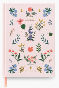 Wildwood Fabric Journal - Rifle Paper Co.