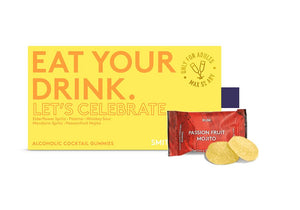 Let's Celebrate! Alcoholic Cocktail Gummies - Smith & Sinclair