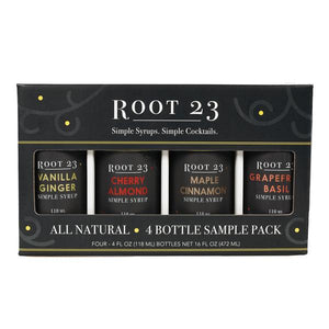 4pck Simple Sugar Gift Set - Root 23