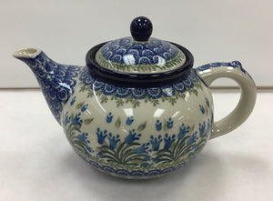 Polish Pottery-5 Cup Teapot