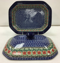 Load image into Gallery viewer, Polish Pottery-Medium Covered Baker