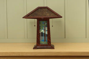 Arts and Crafts Table Lamp - Schlabaugh & Sons