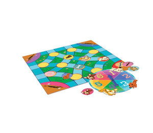 Puppy Fuffle Board Game
