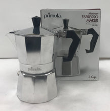 Load image into Gallery viewer, Stovetop Espresso Maker, 3 Cup