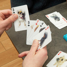 Load image into Gallery viewer, 3-D Dog Playing Cards - Kikkerland