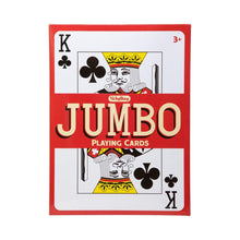 Load image into Gallery viewer, Jumbo Playing Cards