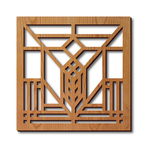 Wood Trivet (Lake Geneva Inn)