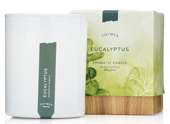 Eucalyptus Candle - Thymes Collection