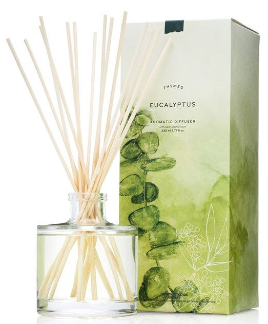 Eucalyptus Reed Diffuser - Thymes Collection
