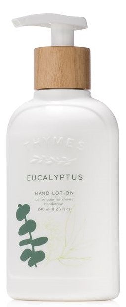 Eucalyptus Hand Lotion - Thymes Collection