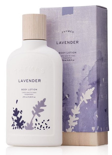 Lavender Body Lotion - Thymes Collection